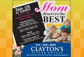 Mother's Day Special 2015